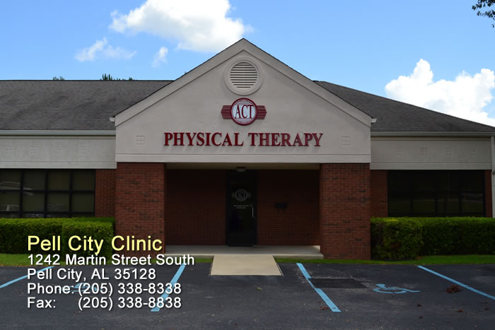 ACT Physical Therapy - Pell City, Alabama Location