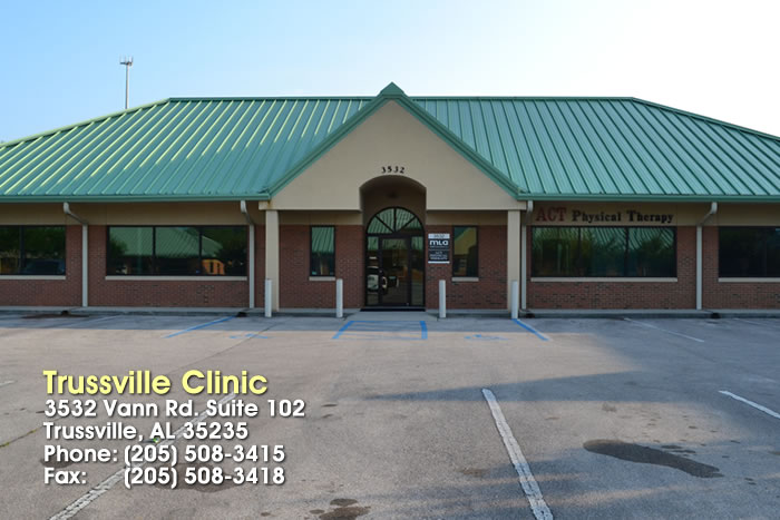 ACT Physical Therapy - Trussville Location